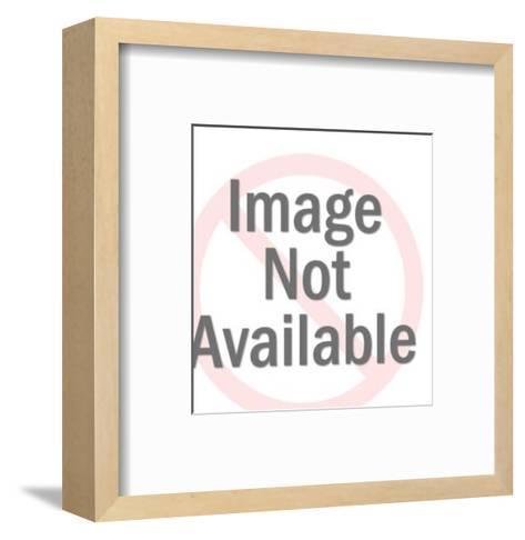 American Seal-Pop Ink - CSA Images-Framed Art Print