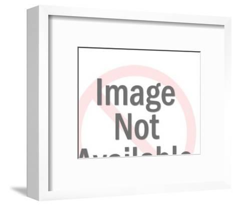 Business Meeting-Pop Ink - CSA Images-Framed Art Print