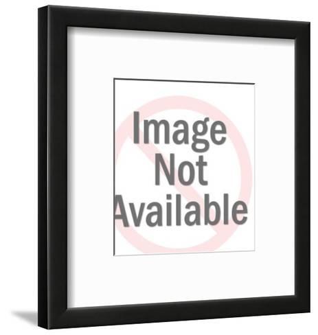 Power Lines-Pop Ink - CSA Images-Framed Art Print
