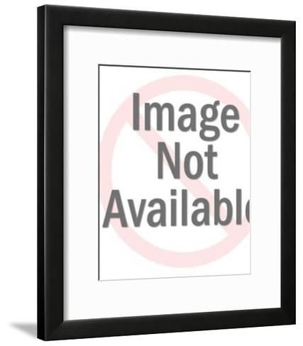 Angel Holding Candles-Pop Ink - CSA Images-Framed Art Print