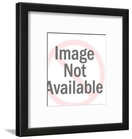 Clenched Fist-Pop Ink - CSA Images-Framed Art Print