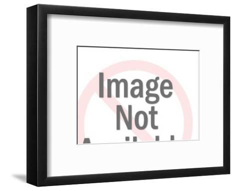 Easter Egg-Pop Ink - CSA Images-Framed Art Print