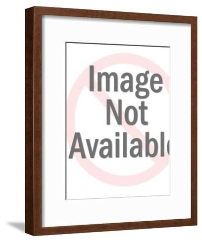 Leprechaun-Pop Ink - CSA Images-Framed Art Print