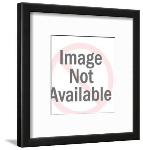 Astronaut-Pop Ink - CSA Images-Framed Art Print
