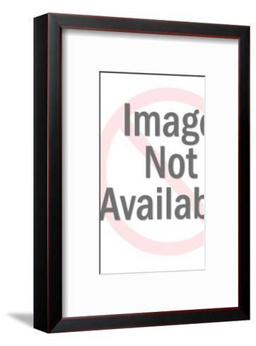 Skeleton-Pop Ink - CSA Images-Framed Art Print