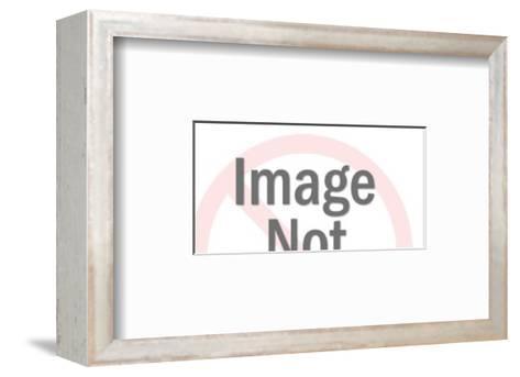 Caboose-Pop Ink - CSA Images-Framed Art Print