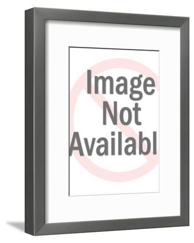 Penguin Chef-Pop Ink - CSA Images-Framed Art Print