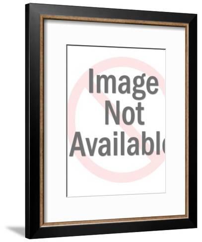 Holiday Angel-Pop Ink - CSA Images-Framed Art Print