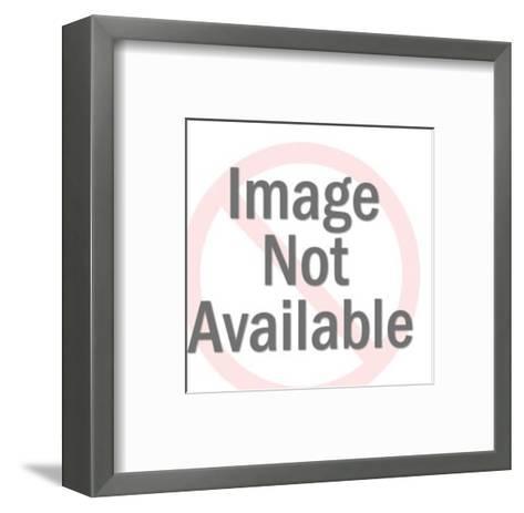 Green Salad-Pop Ink - CSA Images-Framed Art Print