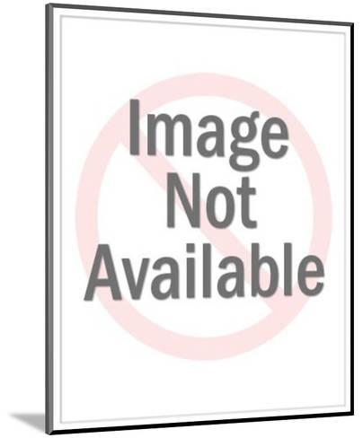 Camel-Pop Ink - CSA Images-Mounted Art Print