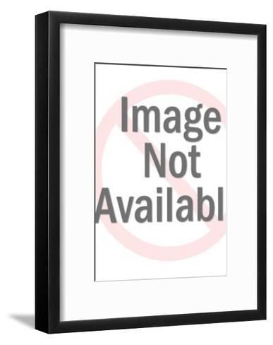 Town Crier-Pop Ink - CSA Images-Framed Art Print