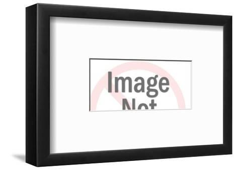 Chainsaw-Pop Ink - CSA Images-Framed Art Print