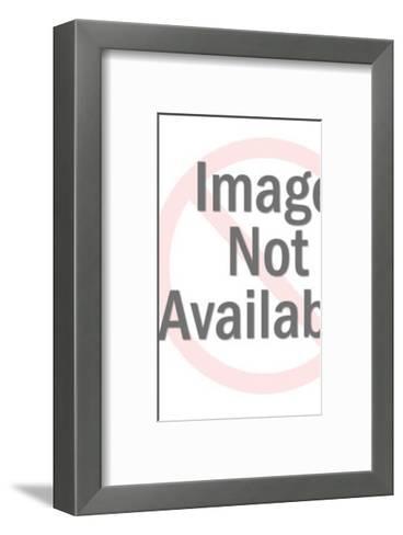 Guitar-Pop Ink - CSA Images-Framed Art Print