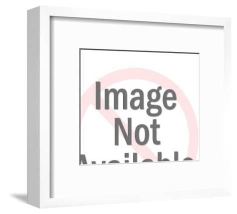 Arch Heart-Pop Ink - CSA Images-Framed Art Print