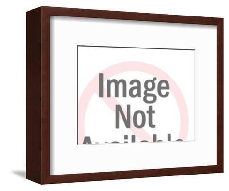 Boy and Girl-Pop Ink - CSA Images-Framed Art Print