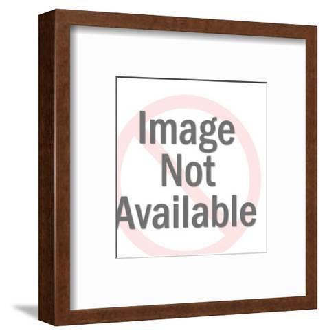 Windmill-Pop Ink - CSA Images-Framed Art Print