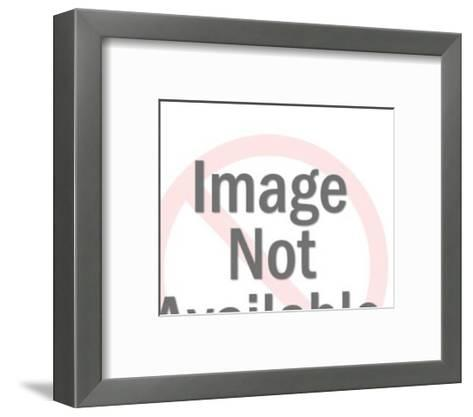 Heart Lock and Key-Pop Ink - CSA Images-Framed Art Print