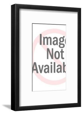 Scissors-Pop Ink - CSA Images-Framed Art Print