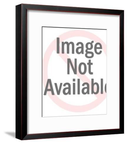 Tired Filing Cabinet-Pop Ink - CSA Images-Framed Art Print
