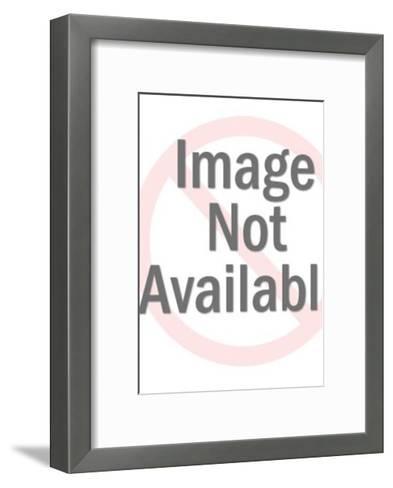 Veiny Woman-Pop Ink - CSA Images-Framed Art Print