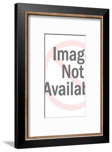 Man's Suit on Stand-Pop Ink - CSA Images-Framed Art Print