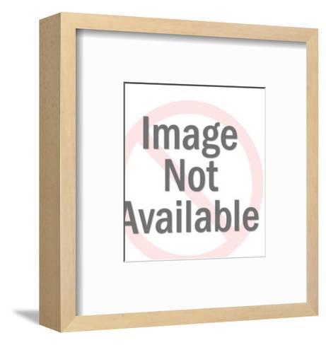 High Chair-Pop Ink - CSA Images-Framed Art Print
