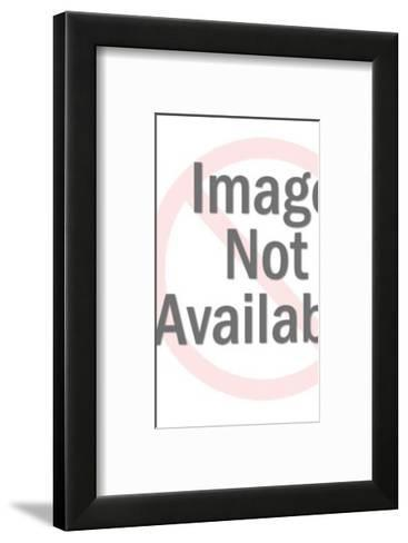 Young Working Man-Pop Ink - CSA Images-Framed Art Print