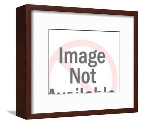 Whale-Pop Ink - CSA Images-Framed Art Print