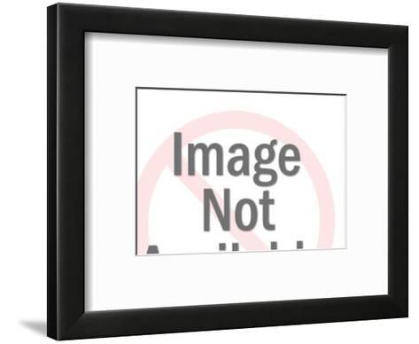 Have Faith Open Book-Pop Ink - CSA Images-Framed Art Print