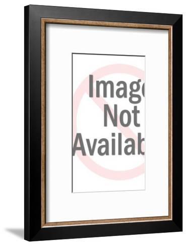 Skyscraper-Pop Ink - CSA Images-Framed Art Print