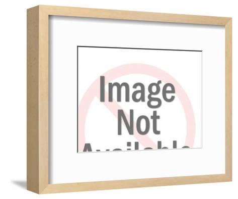 Large Tree-Pop Ink - CSA Images-Framed Art Print