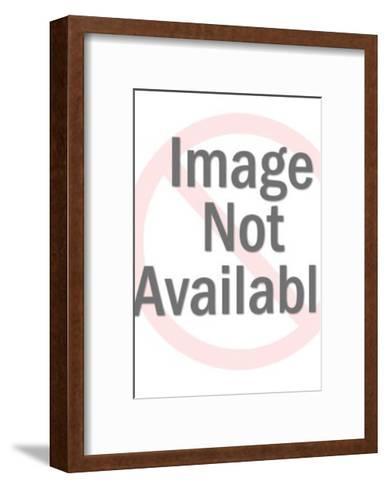 Old Time Scuba Diving-Pop Ink - CSA Images-Framed Art Print