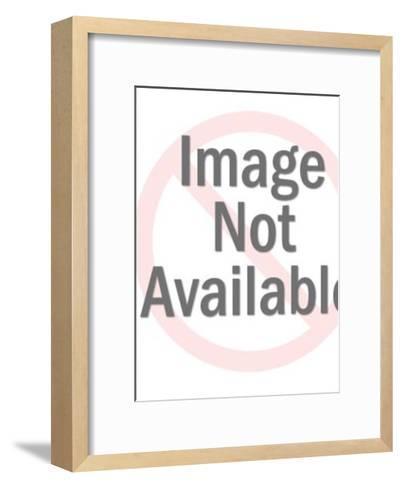 Worried Man-Pop Ink - CSA Images-Framed Art Print