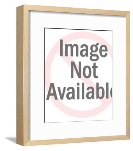 Meatball King-Pop Ink - CSA Images-Framed Art Print