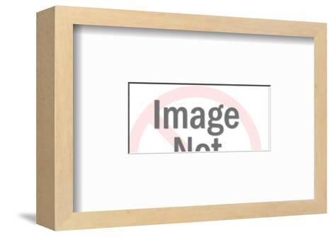 Tree-Pop Ink - CSA Images-Framed Art Print