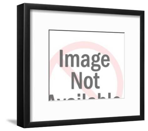 Beagle Side View-Pop Ink - CSA Images-Framed Art Print