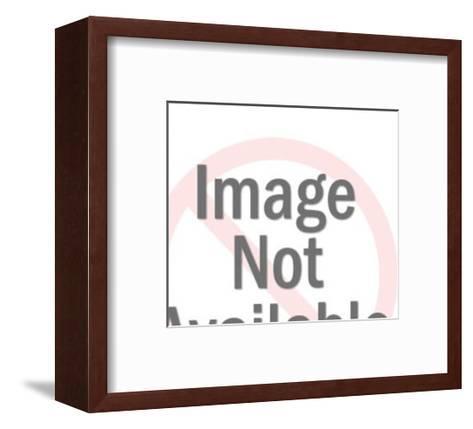 Group of Workmen-Pop Ink - CSA Images-Framed Art Print