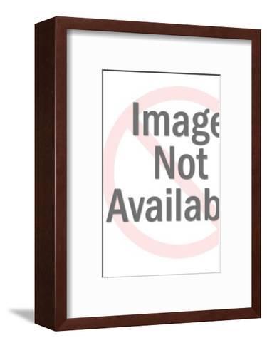 Angel Praying-Pop Ink - CSA Images-Framed Art Print