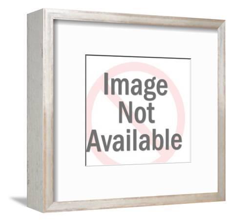 Cranky Tiger-Pop Ink - CSA Images-Framed Art Print