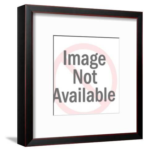 Monkey-Pop Ink - CSA Images-Framed Art Print
