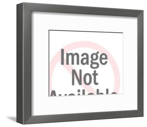 Couple Clapping-Pop Ink - CSA Images-Framed Art Print