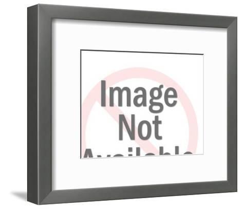 Two Headed Man-Pop Ink - CSA Images-Framed Art Print