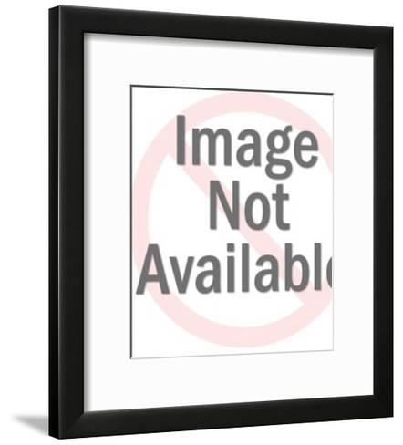 Cherries-Pop Ink - CSA Images-Framed Art Print