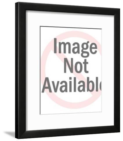 Lumberjack-Pop Ink - CSA Images-Framed Art Print