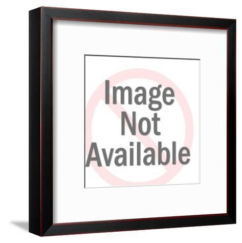 Squeezed Skeleton-Pop Ink - CSA Images-Framed Art Print