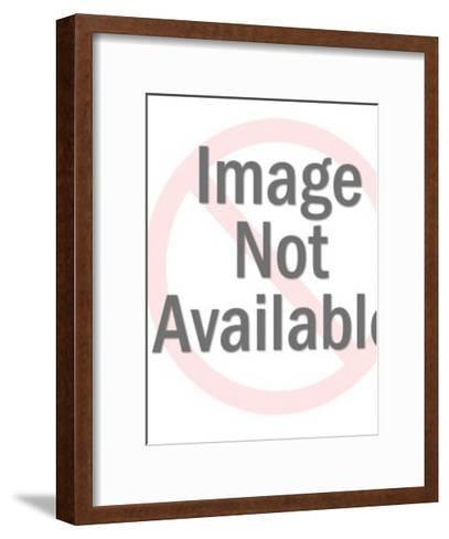 Hornet Wearing Sweater-Pop Ink - CSA Images-Framed Art Print