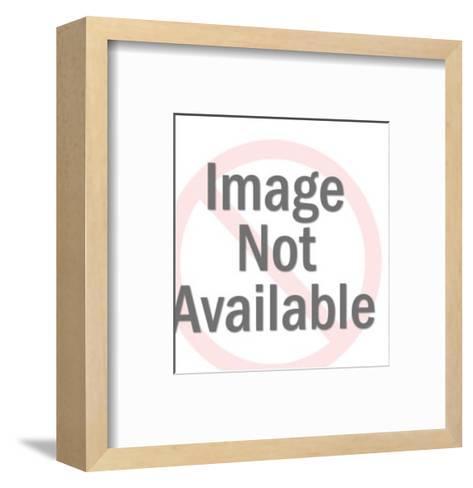 Court Jester-Pop Ink - CSA Images-Framed Art Print