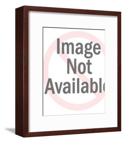 Bear Wearing Sweater-Pop Ink - CSA Images-Framed Art Print