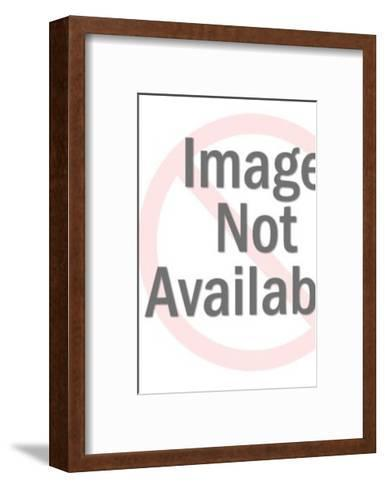 Angry Woman-Pop Ink - CSA Images-Framed Art Print