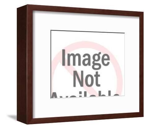 Abstact Dove-Pop Ink - CSA Images-Framed Art Print